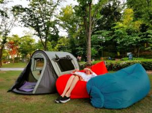 matelas camping lamzac