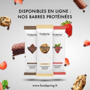 foodspring barres
