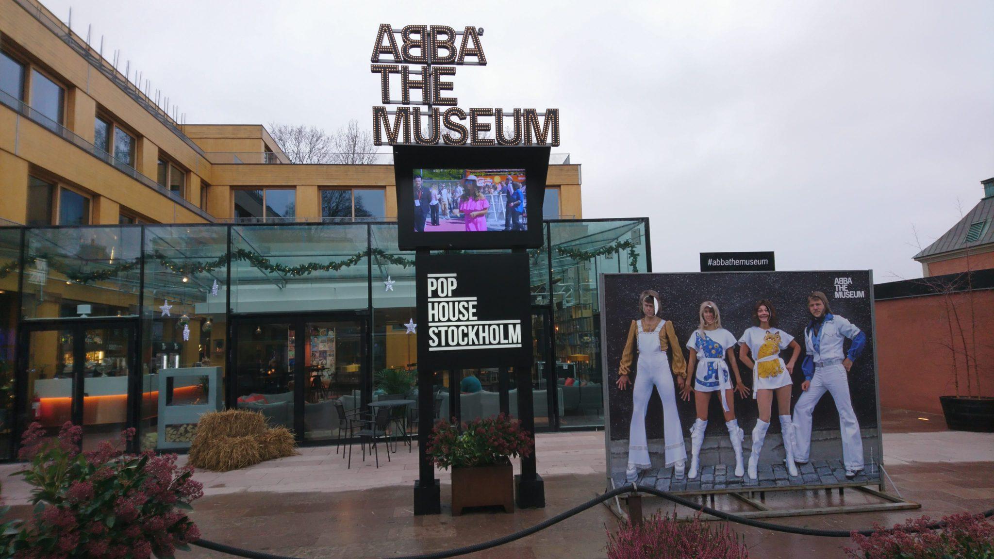 Musée ABBA Stockholm