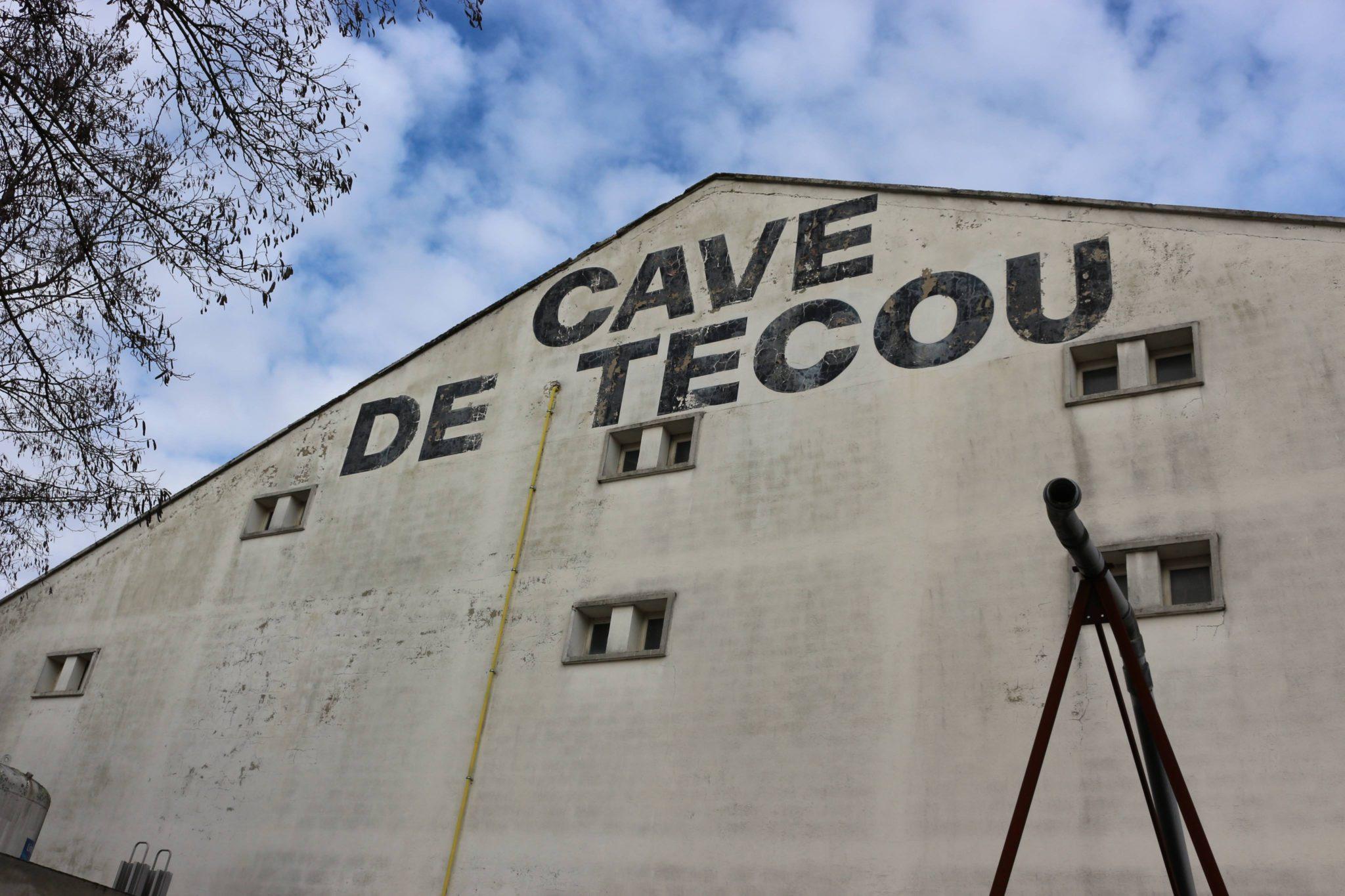 Cave de Técou