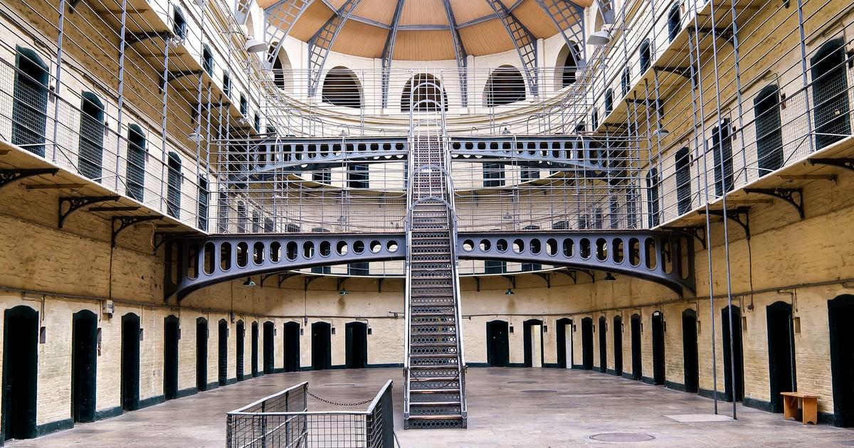 Prison de Kilmainham Dublin