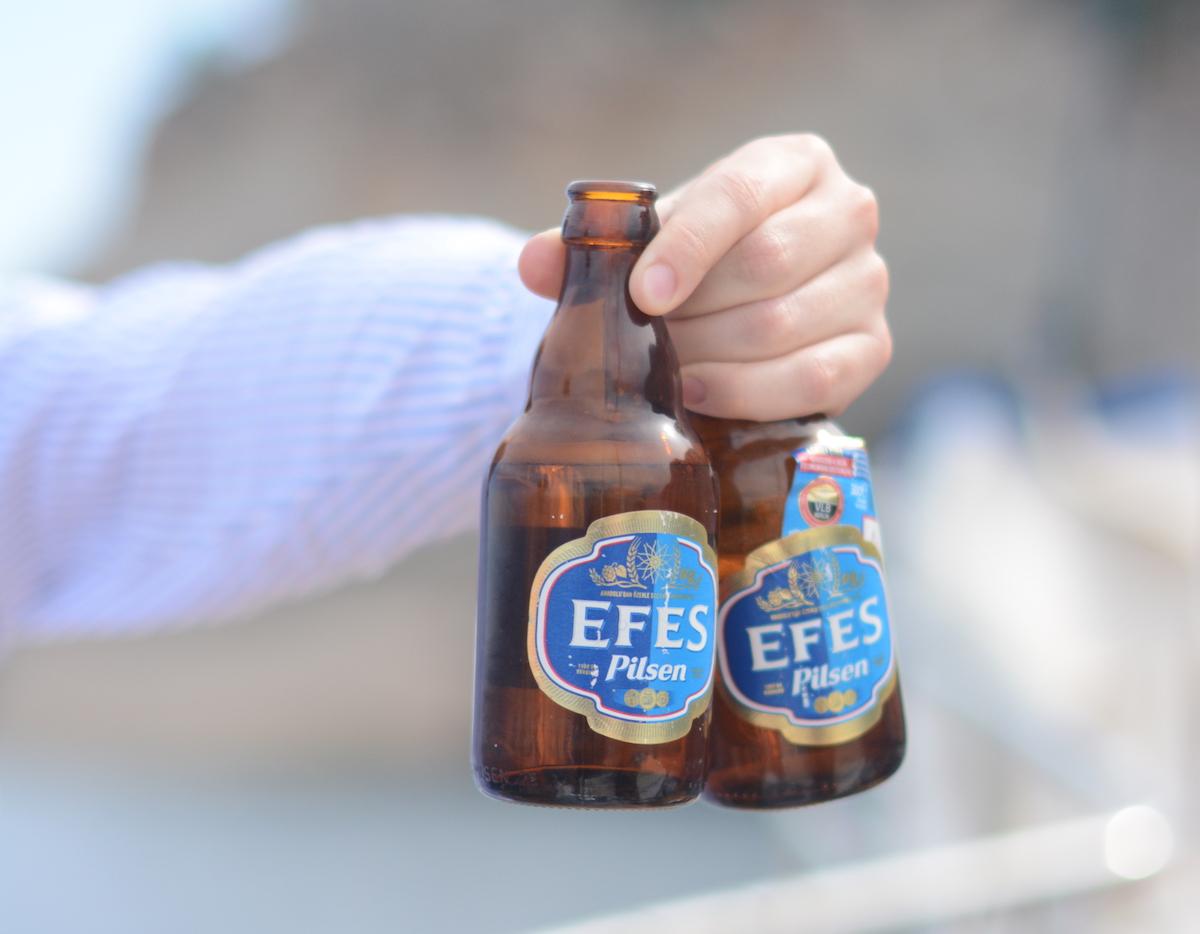 Bière Turque Efes