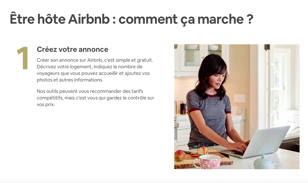 devenir hôte airbnb