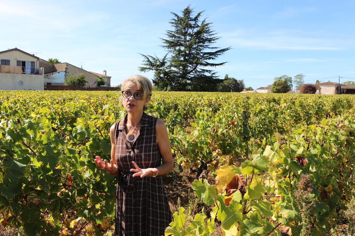 Florence Bernard Château Gravas - La Route des Vins en Graves et Sauternes