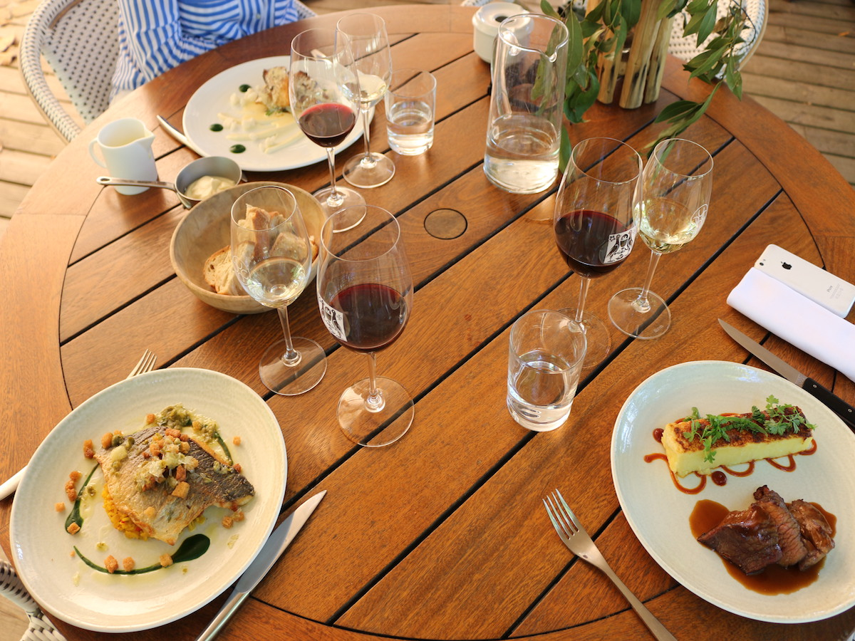 Restaurant bistronomique Le Manège Leognan