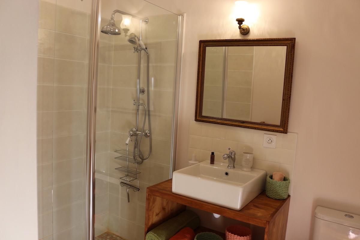 Salle de bain - La Cordonnerie