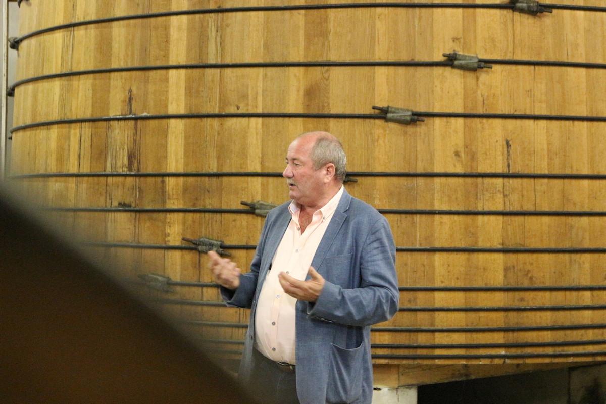 Patrick Farbos, Président du Comité Interprofessionnel du Floc de Gascogne