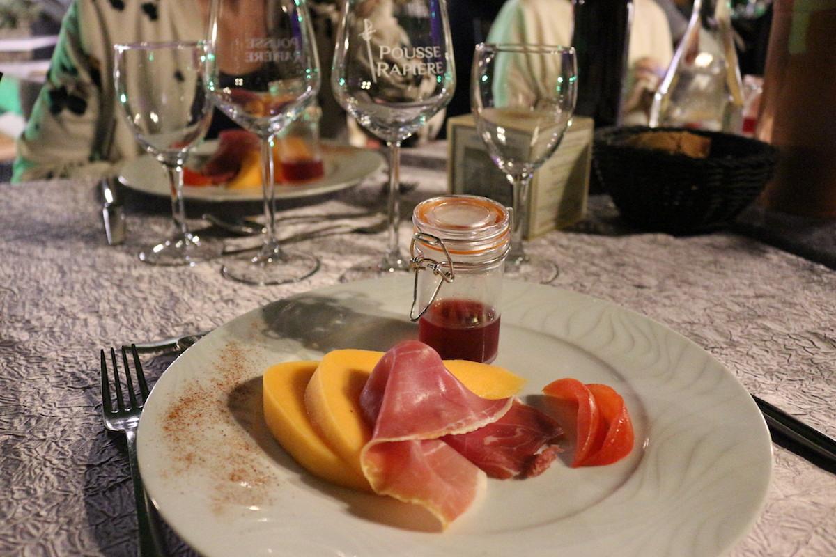 restaurant et l'hôtel « Le Continental » à Condom