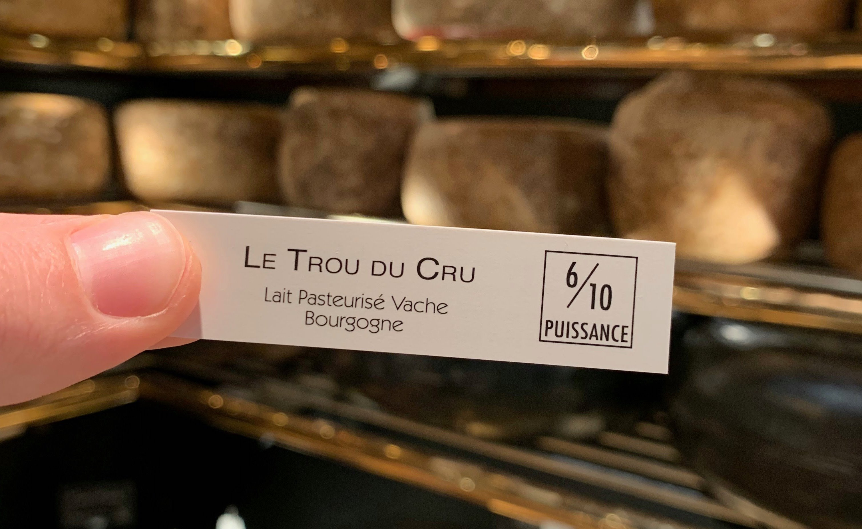 fromages - les grands buffets